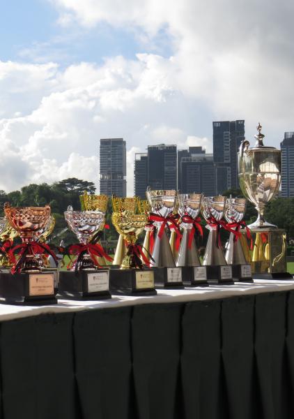 Atoms Gymkhana & Interscholastic Tournament